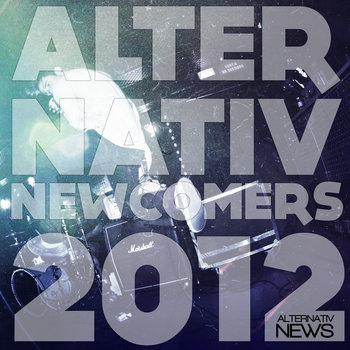 Alternativ Newcomers 2012 cover art