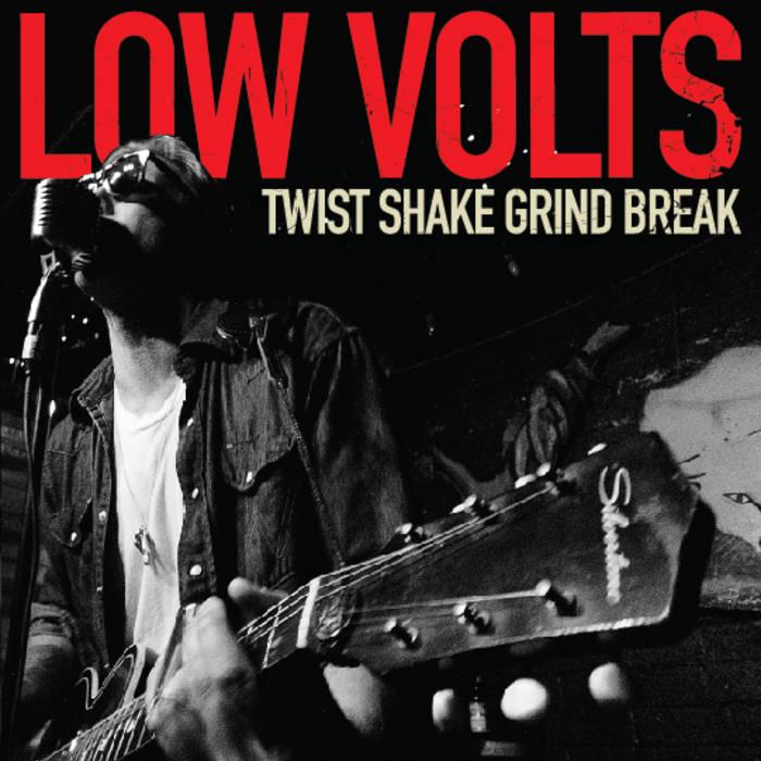 Twist Shake Grind Break cover art