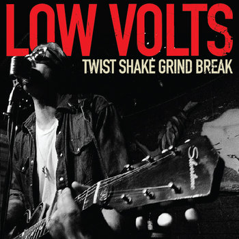 Twist Shake Grind Break cover art