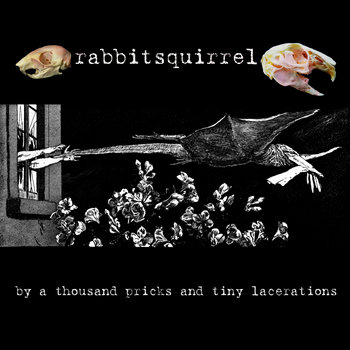 by a thousand pricks and tiny lacerations cover art