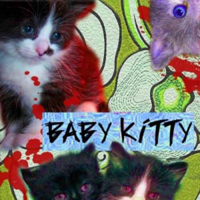 baby kitty cover art