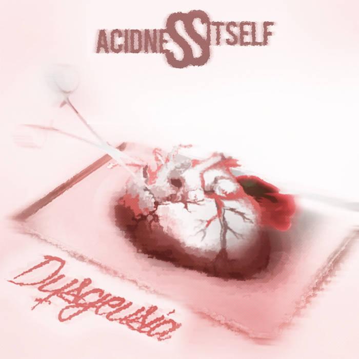 Dysgeusia cover art
