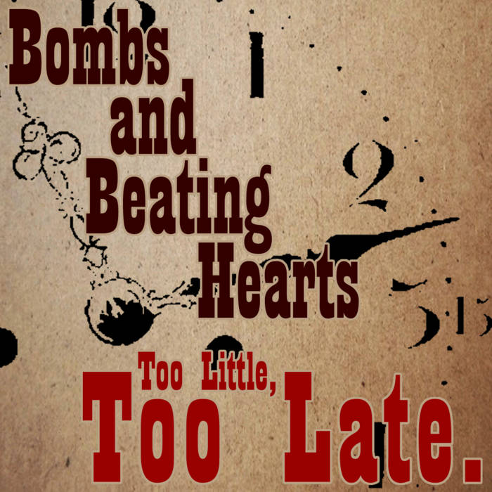 Too Little, Too Late. cover art