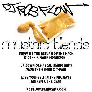 MUSTARD BLENDS cover art