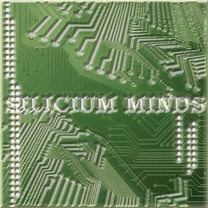 Silicium Minds I cover art
