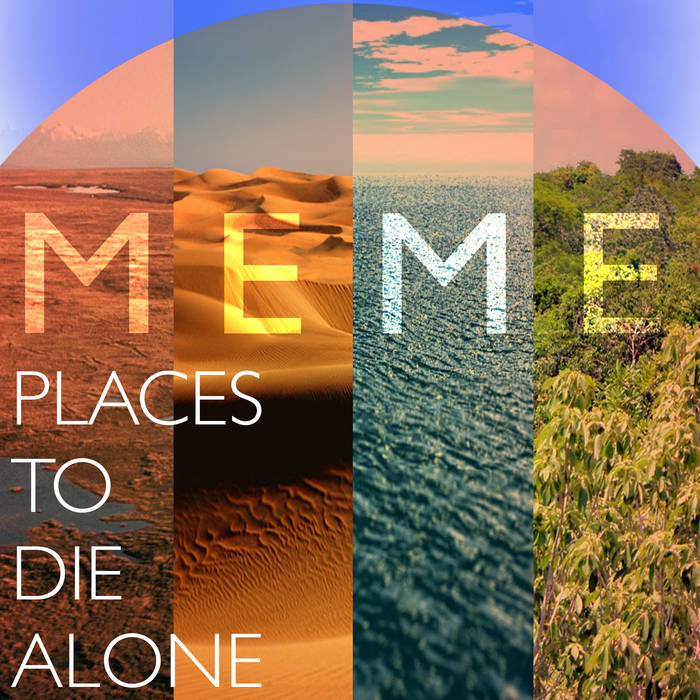 Places To Die Alone cover art