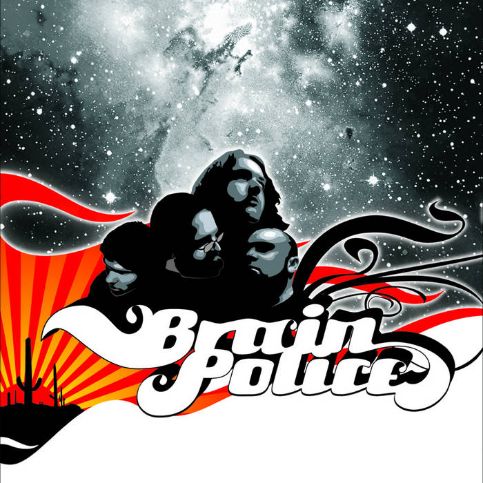 S/T (Brain Police) cover art