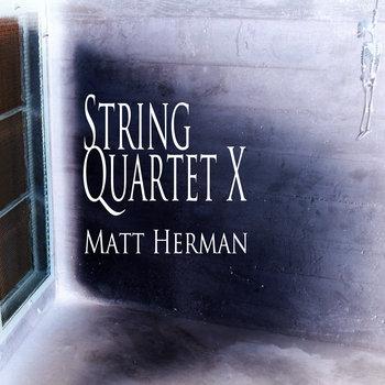 String Quartet X cover art