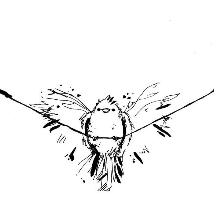 Fat City Bird EP cover art