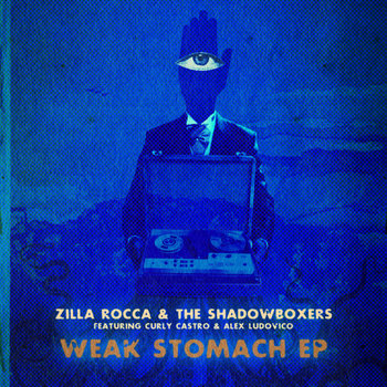 Weak Stomach EP cover art