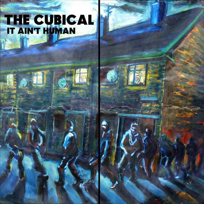 IT AIN´T HUMAN cover art