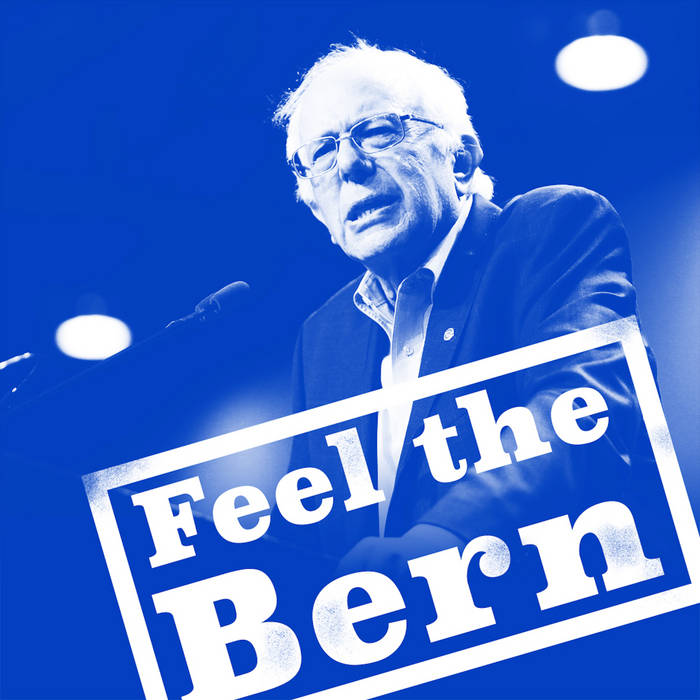 Feel the Bern cover art
