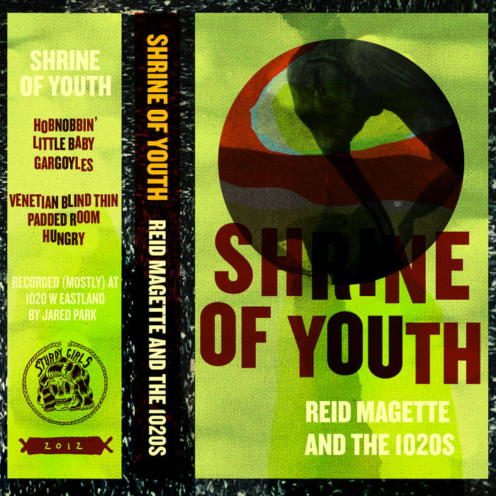 Shrine of Youth cover art