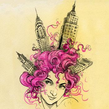 New York City cover art