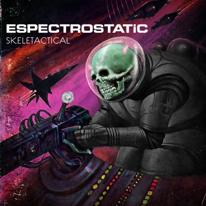Skeletactical EP cover art