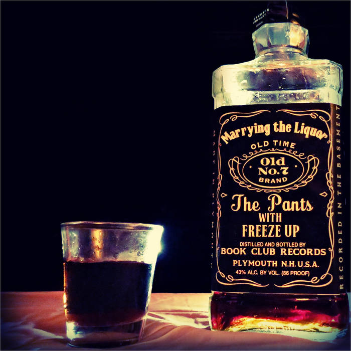 Marrying the Liquor (Split w/ Freeze Up) cover art