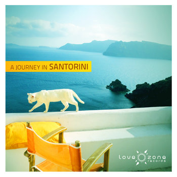A Journey In Santorini cover art