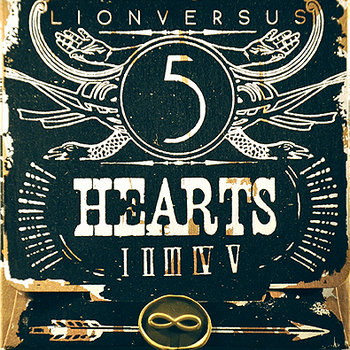 Five Hearts cover art