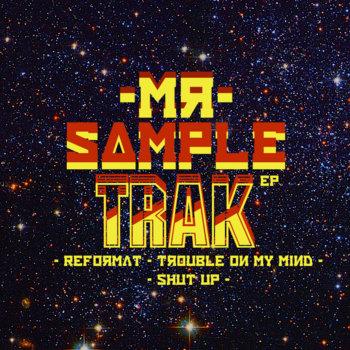 TRAK (EP) cover art