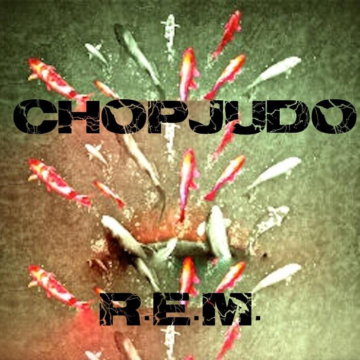 R.E.M. cover art