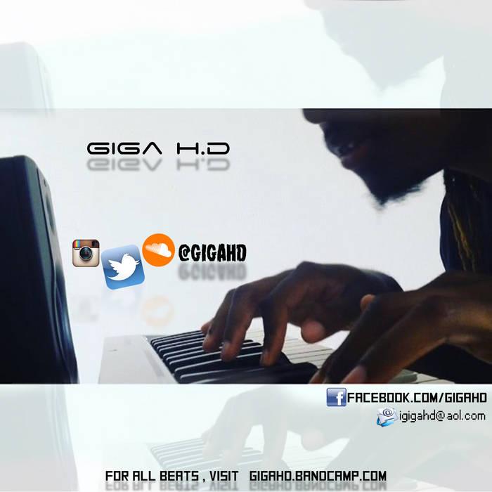 Giga H.D Beats (2015 - 2016) cover art