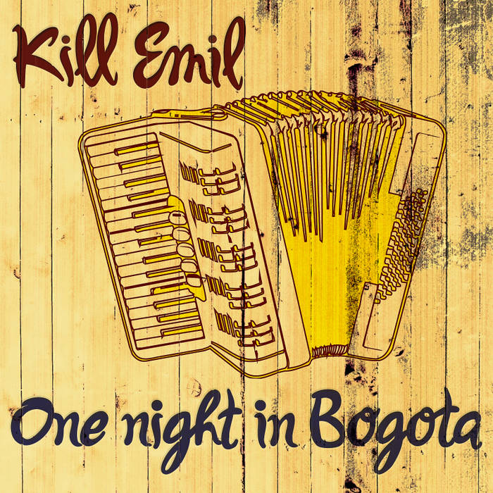 One Night in Bogota cover art