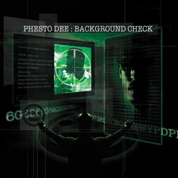 Background Check cover art