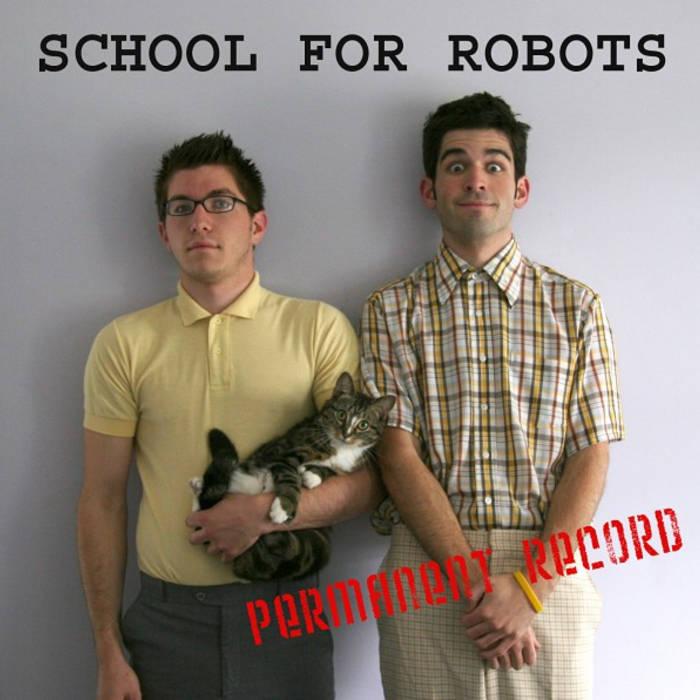 Permanent Record cover art