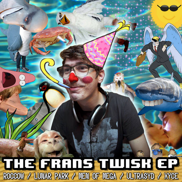 The Frans Twisk EP cover art
