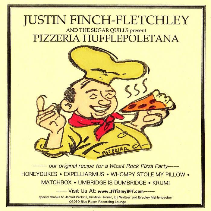 Pizzeria Hufflepoletana cover art