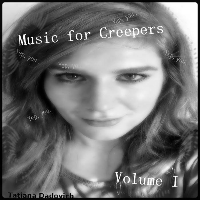 Music for Creepers volume 1 cover art