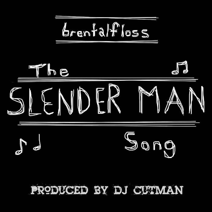 The Slenderman Song cover art