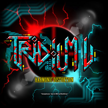 Harmonic Distortion cover art