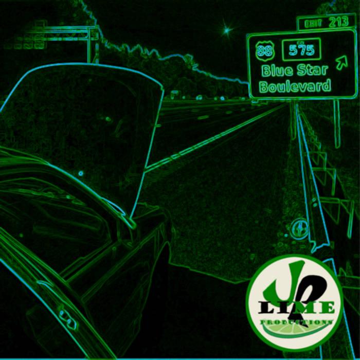 Blue Star Boulevard cover art