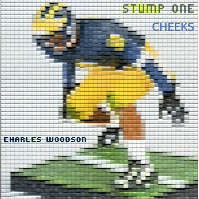 Chuckie Woodson cover art