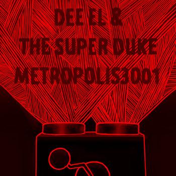 Metropolis3001 cover art