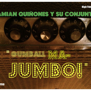 Gumball Ma-Jumbo! cover art