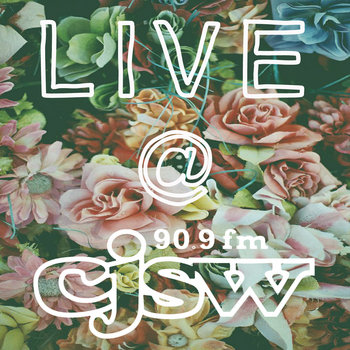Live at CJSW cover art