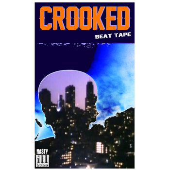 CROOKED BEATTAPE cover art