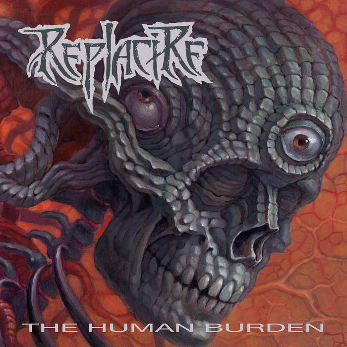 The Human Burden cover art