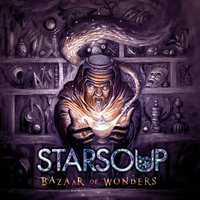 Bazaar of Wonders cover art