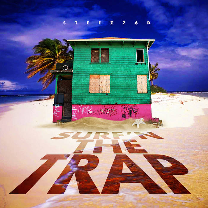 Surf'n the Trap cover art