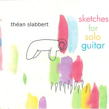 Sketches for Solo Guitar cover art