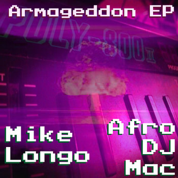 Armageddon EP cover art