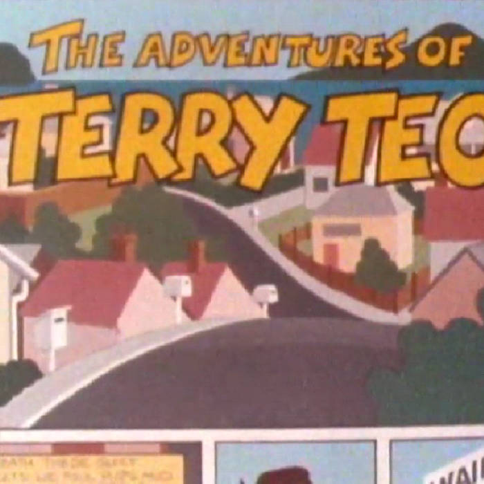 Adventures of Terry Teo cover art