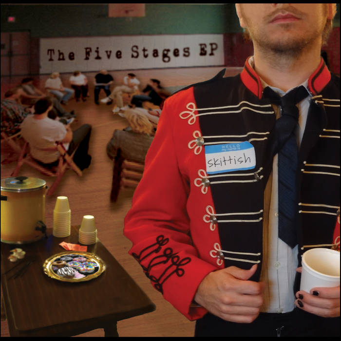 The Five Stages EP cover art
