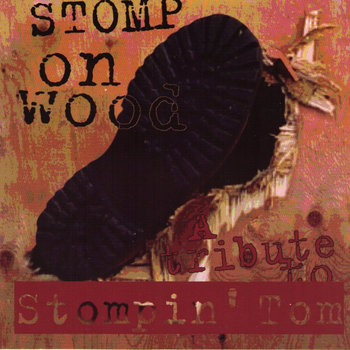 Stompin' Tom's The Black Donnelly Massacre cover art