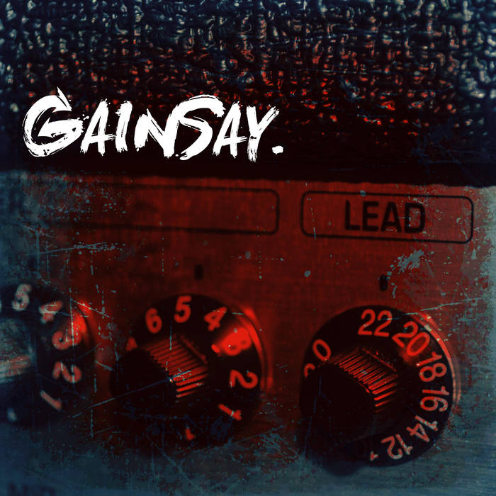 Gainsay EP cover art