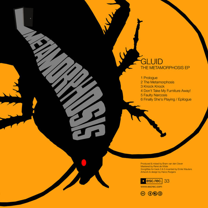 The Metamorphosis EP cover art