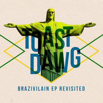 BRAZIVILAIN : Revisited cover art